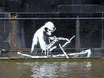Banksy: Facts, Discussion Forum, and Encyclopedia Article | Banksy - Street Artist | Scoop.it