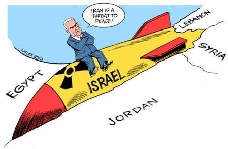 International Nuclear Hypocrisy - Intifada Palestine   Global Politics   Scoop.it
