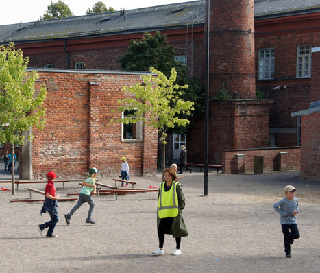 After the school day in Finland, play and more play | Youth Today | Parents & Children, Learn & Play | Scoop.it