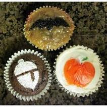 How to Stencil Cupcakes   Fun Food   Scoop.it