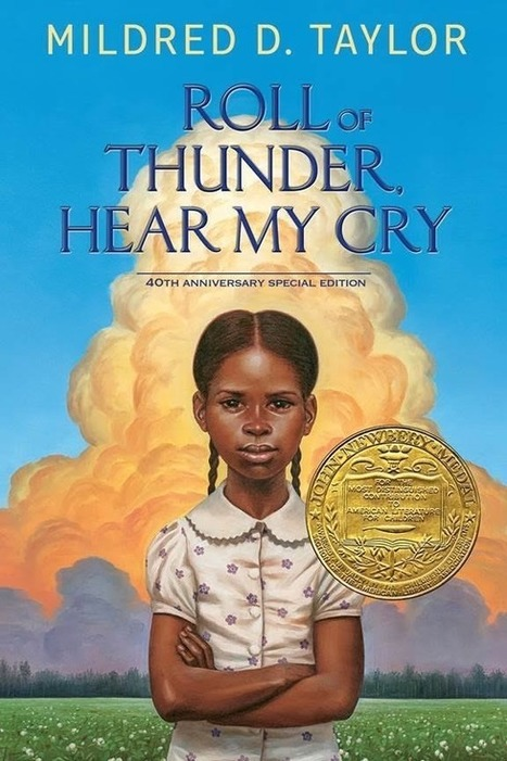 For 40th Anniversary of 'Roll of Thunder, Hear My Cry,' Mildred D. Taylor Announces New Cover Art and Final Book in Logan Family Series | Book News Readers Can't Live Without | Scoop.it