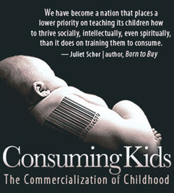 Consuming Kids « Just Wondering – Alternative News and Opinions   Sustain Our Earth   Scoop.it