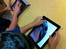 iPads in Art|Langwitches Blog | Tablets in de klas | Scoop.it