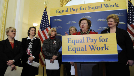 Using Transparency to Close the Gender Wage Gap | Fabulous Feminism | Scoop.it