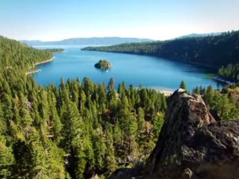 The Surprising Reason Lake #Tahoe Is So Incredibly Blue | Limitless learning Universe | Scoop.it