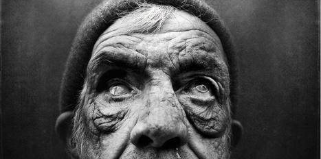 PHOTOS. Lee Jeffries, les yeux dans les yeux avec les SDF | Humani'comm | Scoop.it