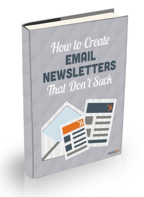 How to Create Email Newsletters That Don't Suck | Social Media | Scoop.it