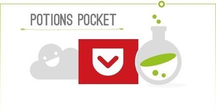 Netvibes : encore plus de possibilités disponibles sur DoT grâce aux nouveaux déclencheurs Pocket | RSS Circus : veille stratégique, intelligence économique, curation, publication, Web 2.0 | Scoop.it