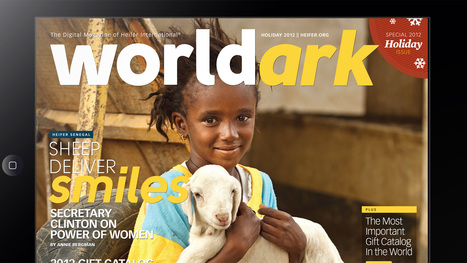 :: Heifer International Launches First Non-Profit Magazine Tablet App :: | Solidarity Economy | Scoop.it