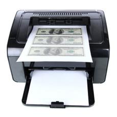 Print Money For Renewable Energy | CleanTechnica | Energy of the future | Scoop.it