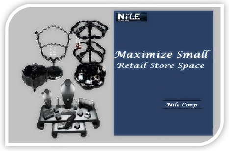 Maximize Your Small Retail Store Spac | Fashion and Jewelry | Scoop.it