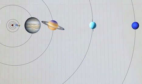 Every Solar System Image You've Ever Seen is Wrong. Till Now.   Transcalar Imaginary   Scoop.it
