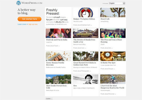 Top 10 Free Online Blogging Platforms   Social zoo   Scoop.it
