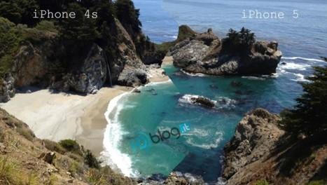 iPhone 4s VS. iPhone 5: uno scatto mette a confronto le due fotocamere | WEBOLUTION! | Scoop.it