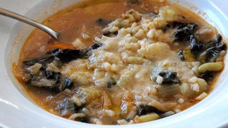 Minestrone recipe : SBS Food | johnsons kitchen | Scoop.it