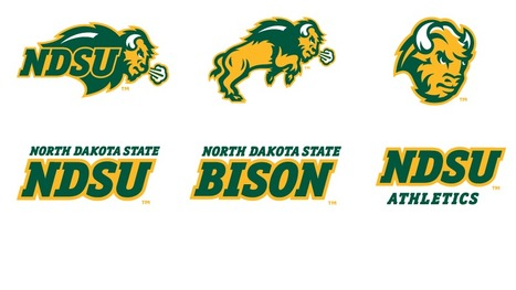 NDSU Introduces Revised Athletic Logos and Identity Package - NDSU Bison Athletics | timms brand design | Scoop.it