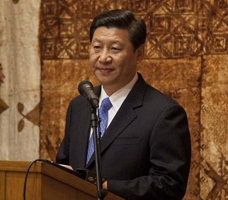 Here There Everywhere | China's New Leader - News for Kids | China Current Events | Scoop.it