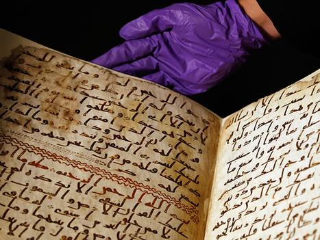 Hallan un Corán milenario; su autor habría conocido a Mahoma   Excelsior   Kiosque du monde : Asie   Scoop.it