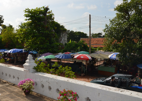 Eyesore souvenir stalls ordered out of old Ayutthaya | South East Asia Travel | Scoop.it