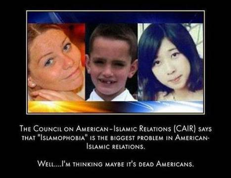 """CAIR Says """"Islamophobia"""" is the Biggest Problem in American-Islamic Relations 