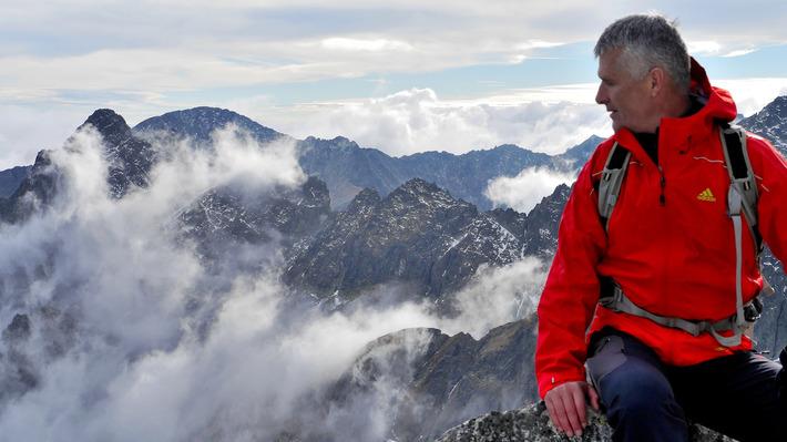 Pavol Barabáš: Mal som jedny vibramy, spotené tričko a pocit, že som najšťastnejší človek na planéte | Poprad Tatry | Scoop.it