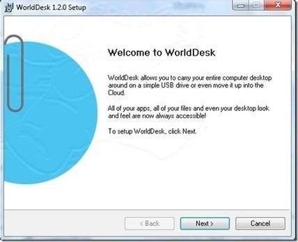 WorldDesk : emportez votre pc partout avec vous | Time to Learn | Scoop.it