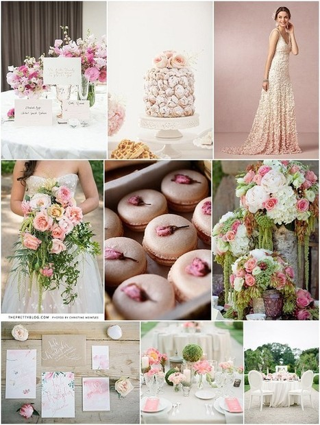 Exquisite Romance Wedding Ideas on French Wedding Style | French Wedding Inspiration | Scoop.it