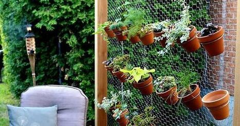 Spruce Up Your Garden on a Budget | Inchalam | Scoop.it