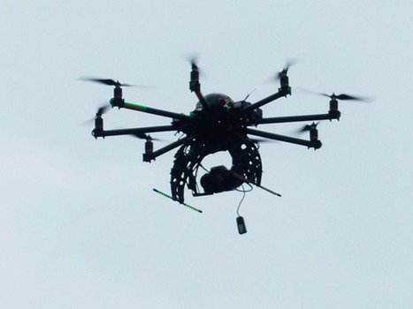Linux in the Air: Drone systems go open-source | CRAKKS | Scoop.it