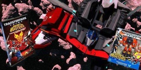 Toonbarn's Transformers Prime: Beast Hunters – Predacons Rising Toy & DVD Giveaway! | angelo | Scoop.it