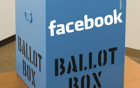Facebook Election Is a Bust: 0.00038% of Users Voted on Privacy Change | Digital Memory | Scoop.it