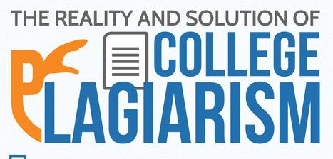 #infografía #sobre el plagio en las universidades #ENG #plagiarism #university #universidad #plagio by @UICnews ~ #PedaLógica por @alaznegonzalez | Pedalogica: educación y TIC | Scoop.it