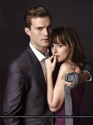 Fifty Shades of Grey Movie Official Trailer Dates Announced | Fifty Shades of Grey Movie | Scoop.it