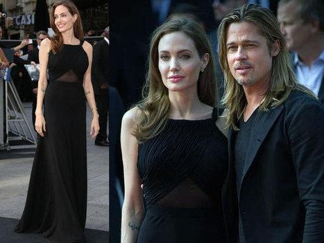 Angelina Jolie Looks Hot Post-Mastectomy | CHICS & FASHION | Scoop.it