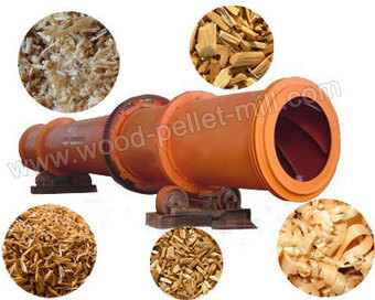 Rotary Drum Dryer For Sawdust/Rice Husk In Biomass Pellets/Briquette Plant | Pellet Making Machine Products | Scoop.it
