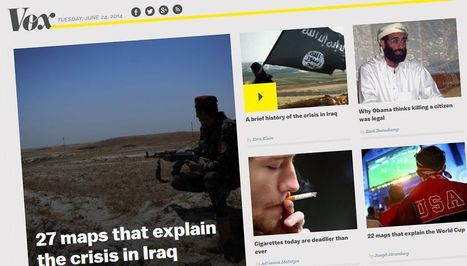 Vox, l'info enligne trace savoie | DocPresseESJ | Scoop.it