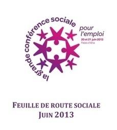 Feuille de route sociale - Juin 2013 | QVT | Scoop.it