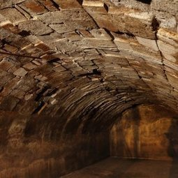 La cisterna segreta dell'Appia Antica   LVDVS CHIRONIS 3.0   Scoop.it