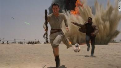 'Star Wars' crowd goes crazy when film stops, restarts | Vloasis humor | Scoop.it