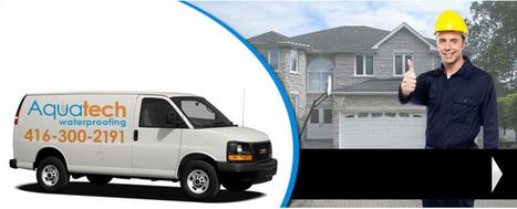 Toronto Waterproofing, Basement Waterproofing Toronto, Waterproofing Company In Toronto Call Us at 1-866-891-1917 | Waterproofing Company Toronto | Scoop.it