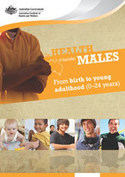 The health of Australia's males: from birth to young adulthood (0-24 years) (AIHW) | Human Development During the Lifespan | Scoop.it