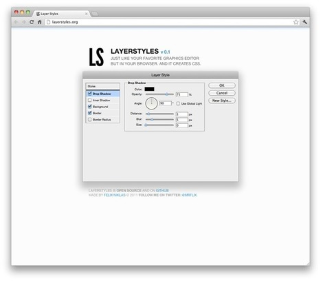 Awesome CSS3 generators to simplify front end development | CatsWhoCode.com | Conception Web | Scoop.it