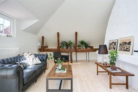 Un loft sur plusieurs niveaux | PLANETE DECO a homes world | décoration & déco | Scoop.it