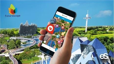 Le Futuroscope lance sa toute nouvelle application   Tourisme Loudunais   Scoop.it