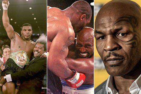 From champ to drug and sex addict: Tyson tells all   Sex Addiction News   Scoop.it