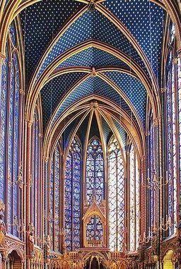 La Sainte-Chapelle de París   Paris infinito   Historia del Arte. Art History   Scoop.it