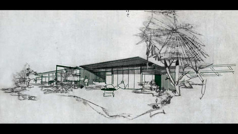 You Can Build a Brand New Richard Neutra Case Study House - Architecture Lab | The Architecture of the City | Scoop.it