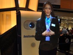 New airport virtual assistant holograms guide passengers | It's Show Prep for Radio | Scoop.it