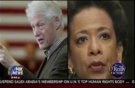Bill Clinton just made a lot of trouble for Loretta Lynch: Republicans now calling on attorney general to step down after meeting on private jet | Global politics | Scoop.it