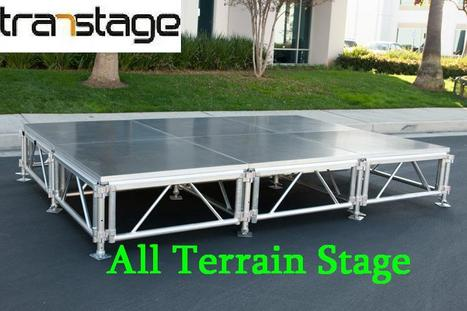 Corporate Staging | Transtage - Australia's Leading Staging Equipment Supplier | Scoop.it